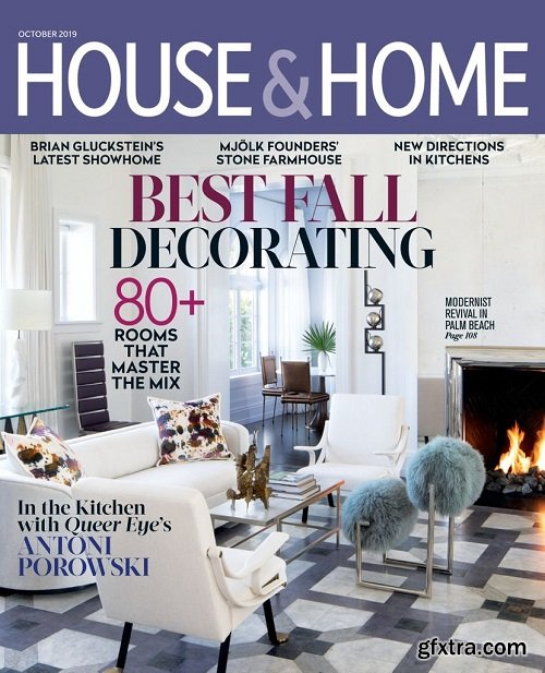 House & Home - October 2019