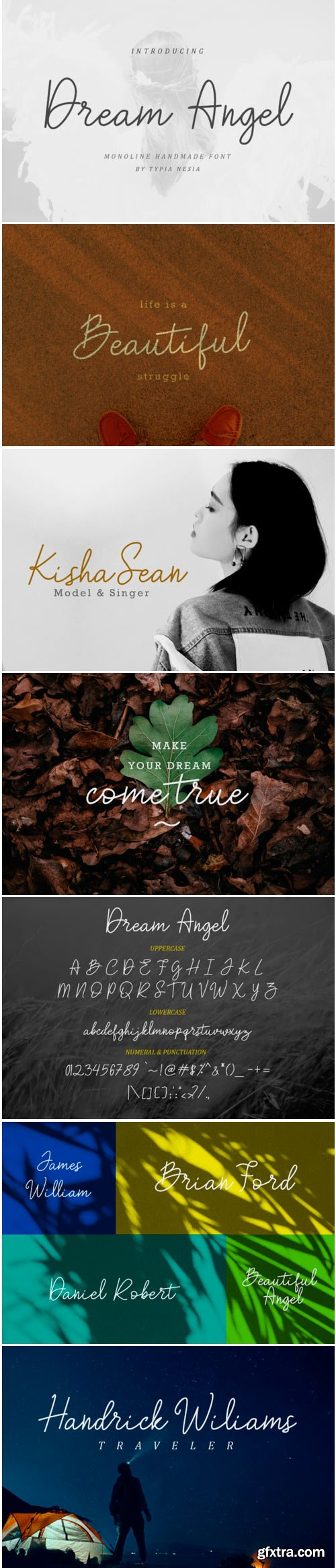 Dream Angel Font