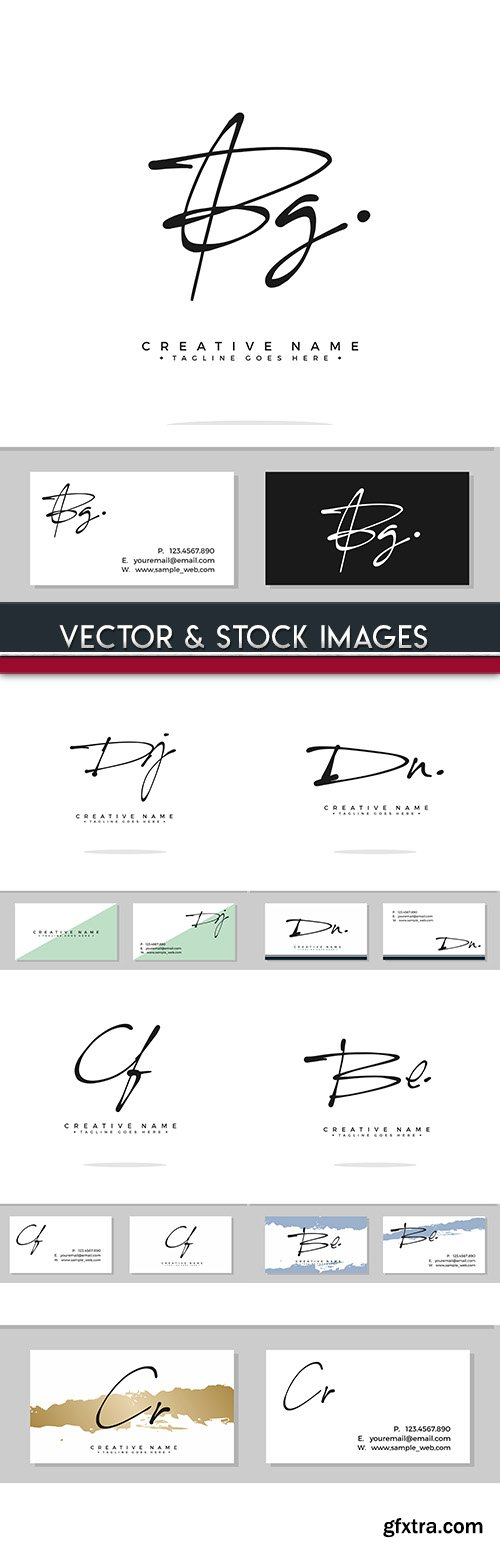 Creative logos corporate company design 31