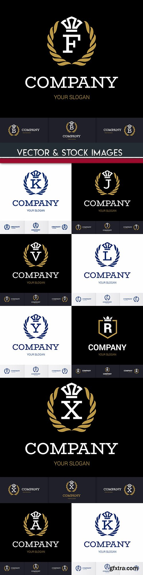 Creative logos corporate company design 30