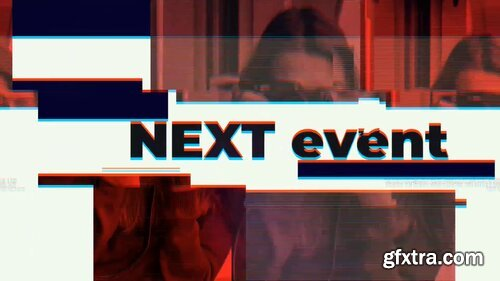 Videohive - Dynamic glitch powerful intros - 23922892