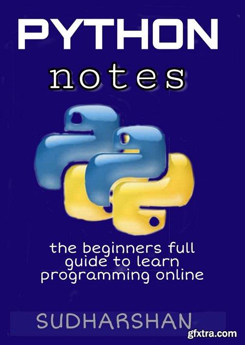 Python programming notes