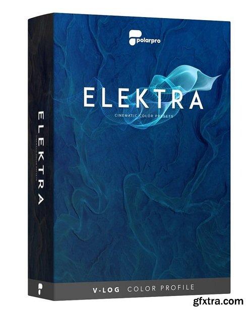 Elektra - Cinematic Color Presets | Panasonic V-LOG Color Profile