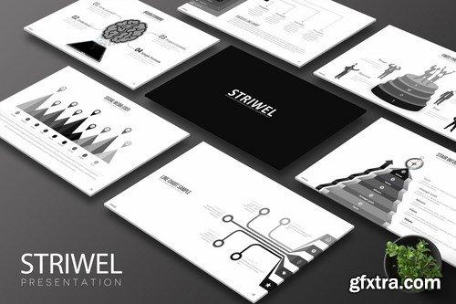 Striwel - Keynote Template