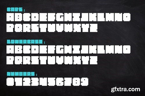 CM - Mistry Box - Boldest Display Font 4109635