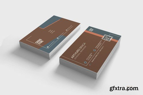 Casual - Fashion Business Card Template
