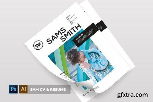 Sam CV & Resume