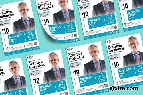 Creative Business Coaching Poster