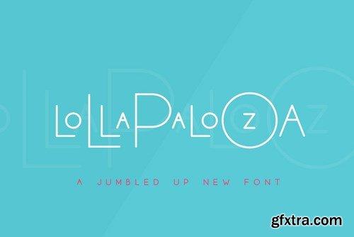 CM - The Lollapalooza Font Trio 4102174