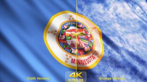 Udemy - Minnesota State Flags