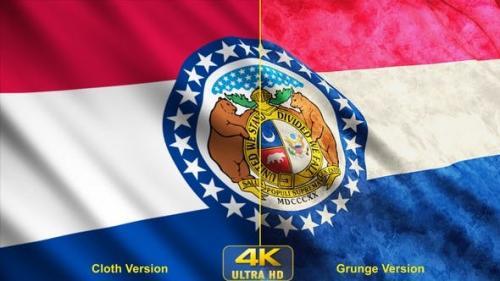 Udemy - Missouri State Flags