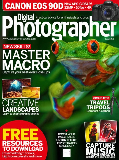 Digital Photographer - Issue 218