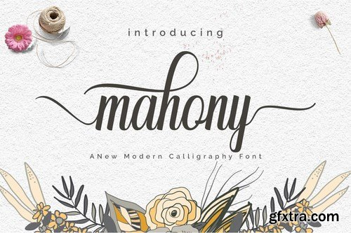 Mahony script