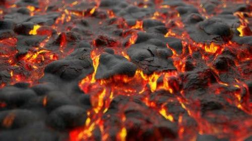 Udemy - 4 K Volcanic Lava