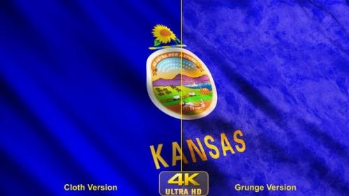Udemy - Kansas State Flags