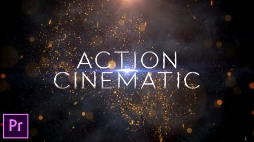 Udemy - Action Cinematic Trailer - Premiere Pro