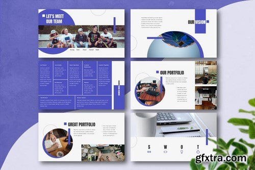 BUSIGO - Business Powerpoint Google Slides and Keynote Templates