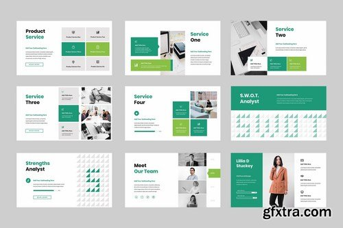 Amerce - Business Powerpoint Google Slides and Keynote Templates