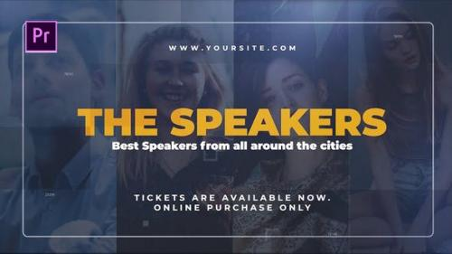 Udemy - The Speakers