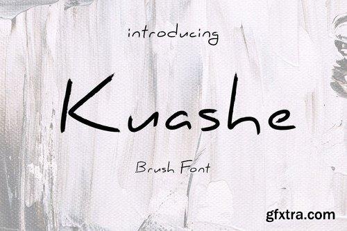 Kuashe Font