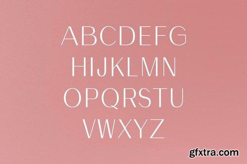 CM - Malak Sans Serif Font Family 4114078