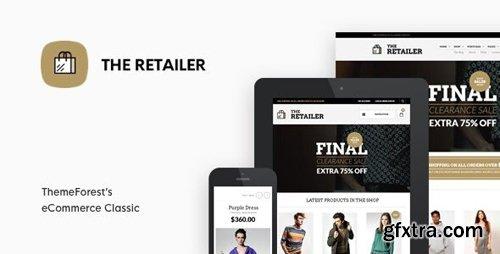 ThemeForest - The Retailer v3.0.0 - Premium WooCommerce Theme - 4287447