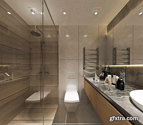 Bathroom Furniture 06