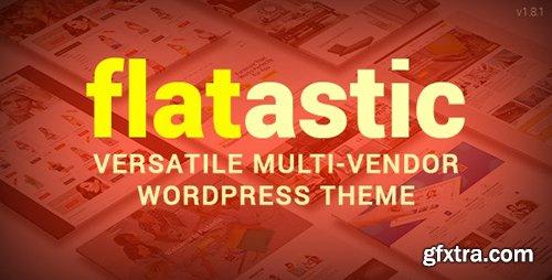 ThemeForest - Flatastic v1.8.1 - Versatile Multi Vendor WordPress Theme - 10875351 - NULLED