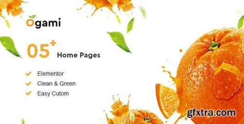 ThemeForest - Ogami v1.11 - Organic Store WordPress Theme - 23346473