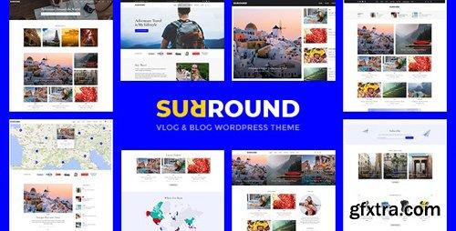 ThemeForest - Surround v1.0.2 - Vlog & Blog WordPress Theme - 23935861