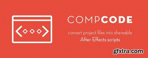 Aescripts compCode 1.1.2 for After Effects MacOS