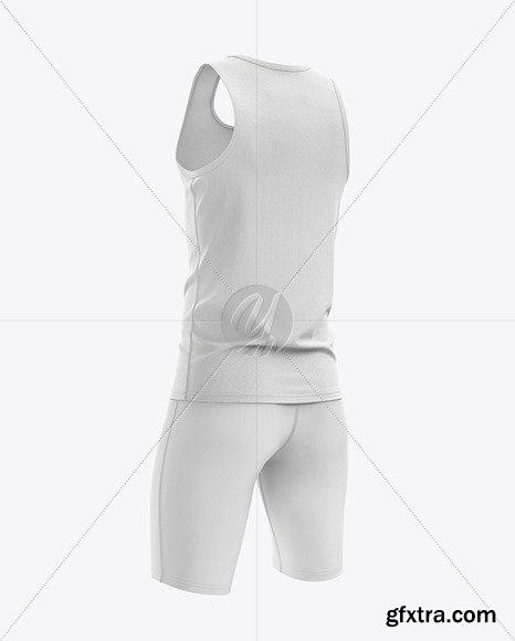 Men's Sprinting Kit mockup 48839