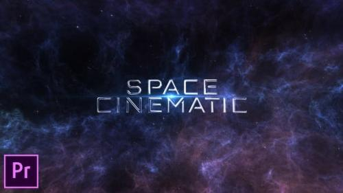 Udemy - Space Cinematic Titles - Premiere Pro