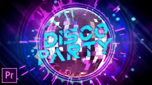 Udemy - Disco Party Opener - Premiere Pro