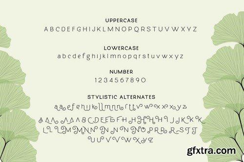 CM - Molga font 4107325