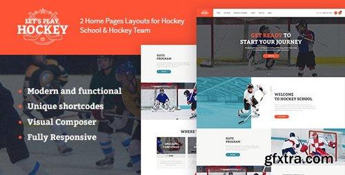 ThemeForest - Let's Play v1.1.3 - Hockey School & Winter Sports WordPress Theme - 19638415