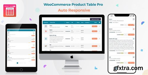 CodeCanyon - Woo Product Table Pro v5.3 - WooCommerce Product Table view solution - 20676867