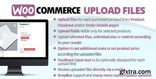 CodeCanyon - WooCommerce Upload Files v51.7 - 11442983 - NULLED