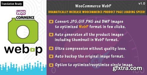 CodeCanyon - WooCommerce WebP v1.0 - 24264770