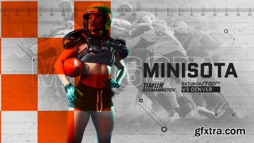 Videohive Sport Event Slides 24187998