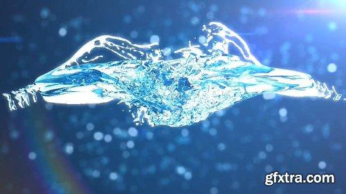 Videohive Splash Logo Reveal V2 13754978