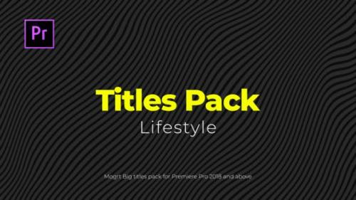 Udemy - Lifestyle Titles Pack