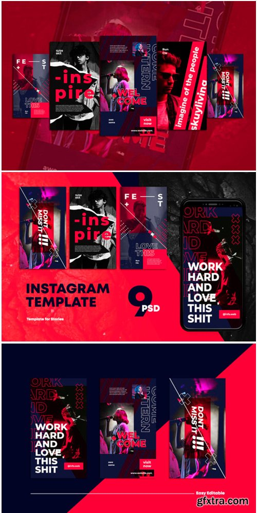 Fashion Instagram Stories Templates 1778657