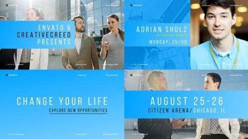 Udemy - Minimal Conference Promo