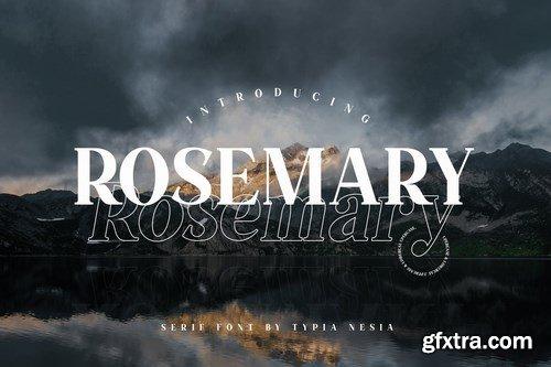 Rosemary Serif