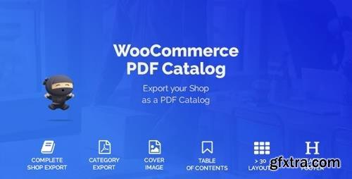 CodeCanyon - WooCommerce PDF Catalog v1.10.0 - 15310703