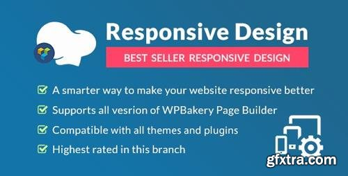 CodeCanyon - Responsive PRO for WPBakery Page Builder v1.2.4 - 21279498
