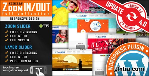 CodeCanyon - Responsive Zoom In/Out Slider WordPress Plugin v4.2.6.4 - 2950062