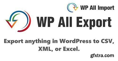 WP All Export Pro v1.5.8-beta-1.7 - Export anything in WordPress to CSV, XML, or Excel