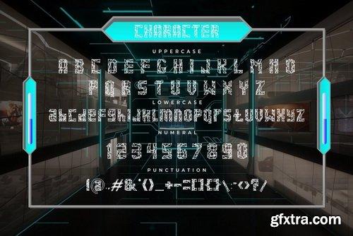 NetWorld Font